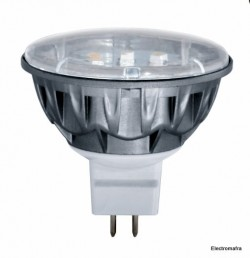 Lâmpada Led MR16 5W G5.3 3000K Eglo 11437