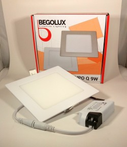 Projector Lupo/Q 18W 4200K branco LUPO/Q18W42BR Begolux
